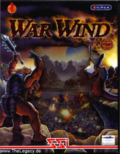 Misc. Games - War Wind