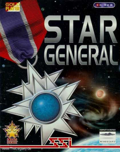 Misc. Games - Star General