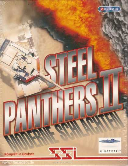 Misc. Games - Steel Panthers II: Modern Battles
