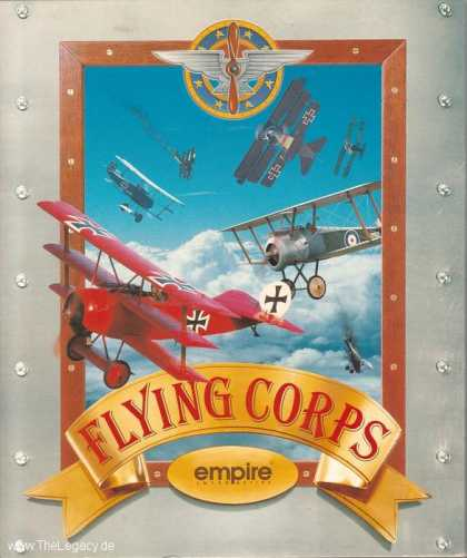 Misc. Games - Flying Corps