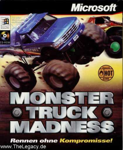 Misc. Games - Monster Truck Madness