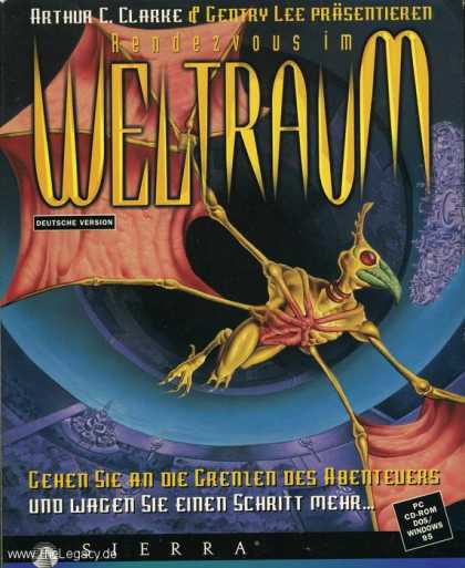 weltraum game