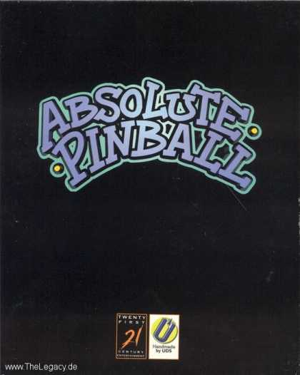 Misc. Games - Absolute Pinball