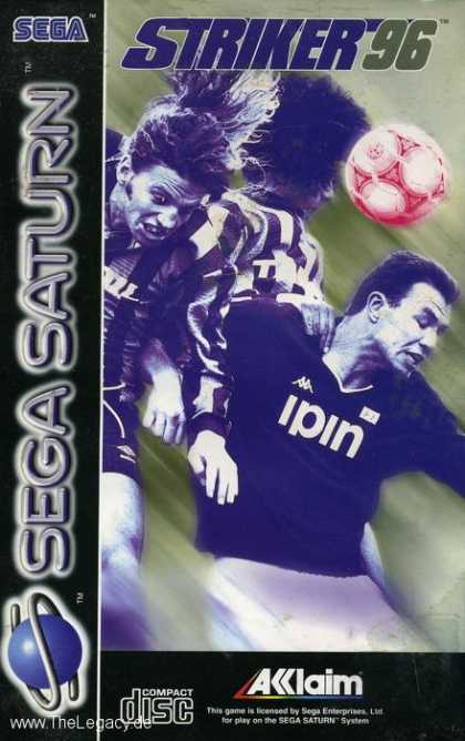 Misc. Games - Striker '96
