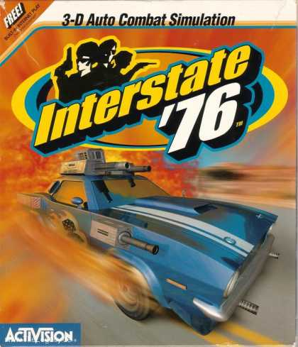 Misc. Games - Interstate '76