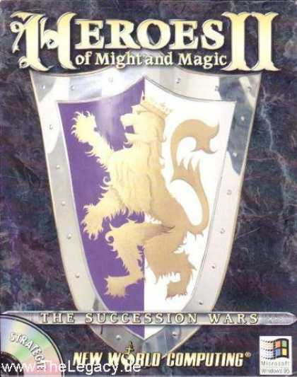 Misc. Games - Heroes of Might and Magic II: The Succession Wars