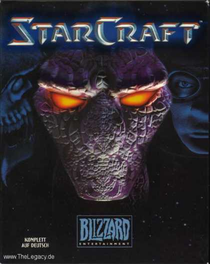 Misc. Games - Starcraft