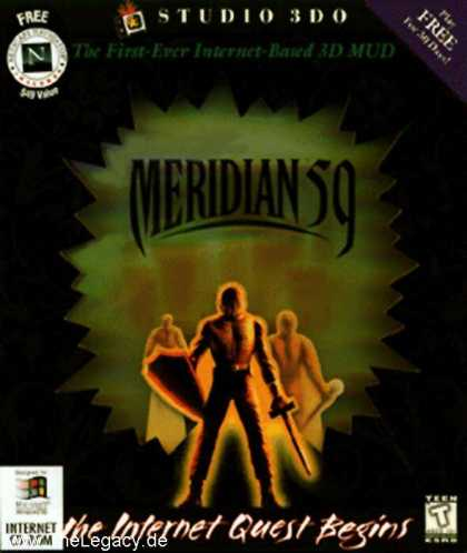 Misc. Games - Meridian 59: The Vale of Sorrows