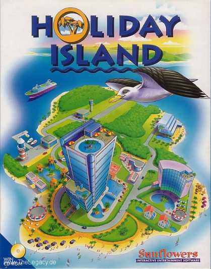 Misc. Games - Holiday Island