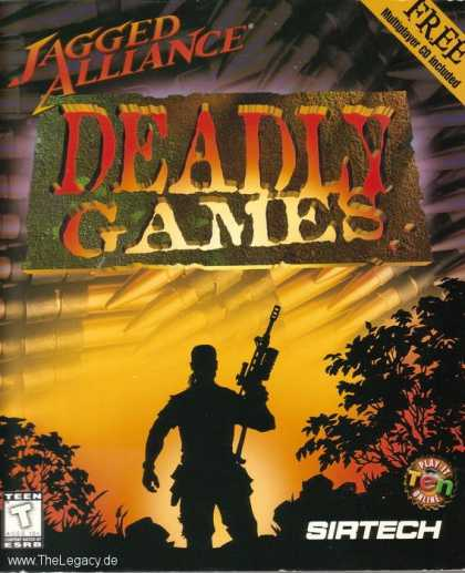 Misc. Games - Jagged Alliance: Deadly Games