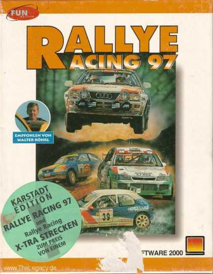 Misc. Games - Rallye Racing 97