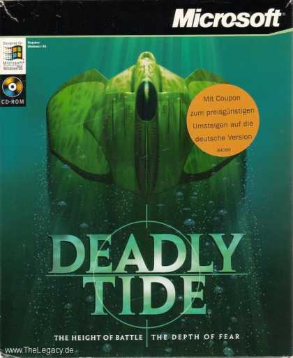 Misc. Games - Deadly Tide