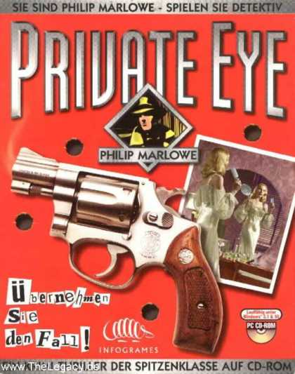Misc. Games - Private Eye