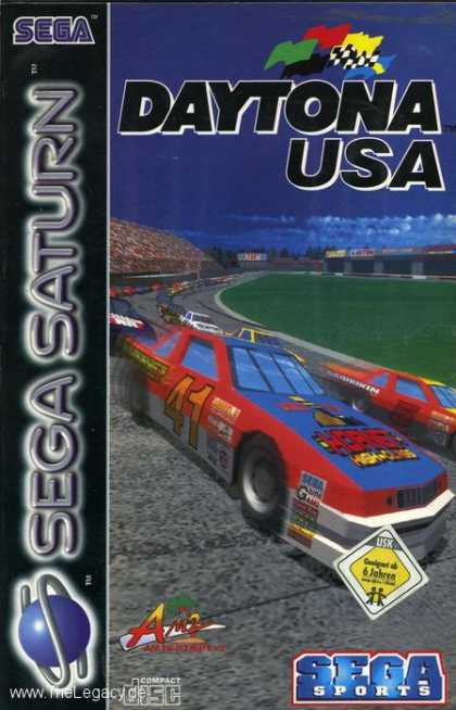 Misc. Games - Daytona USA