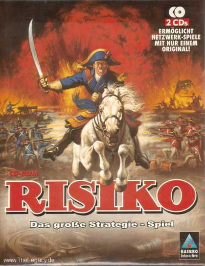 Misc. Games - Risiko
