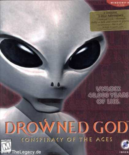 Misc. Games - Drowned God: Conspiracy of the Ages