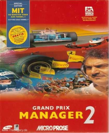Misc. Games - Grand Prix Manager 2