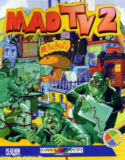 Misc. Games - Mad TV 2