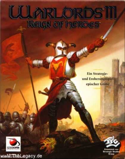 Misc. Games - Warlords III: Reign of Heroes