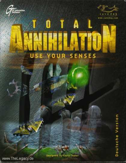Misc. Games - Total Annihilation: Use your senses