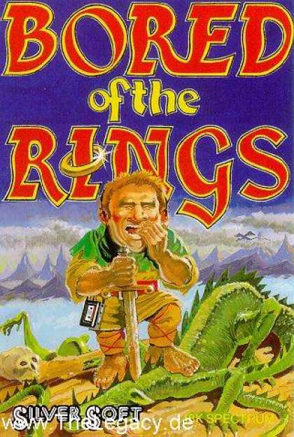 Misc. Games - Bored of the Rings