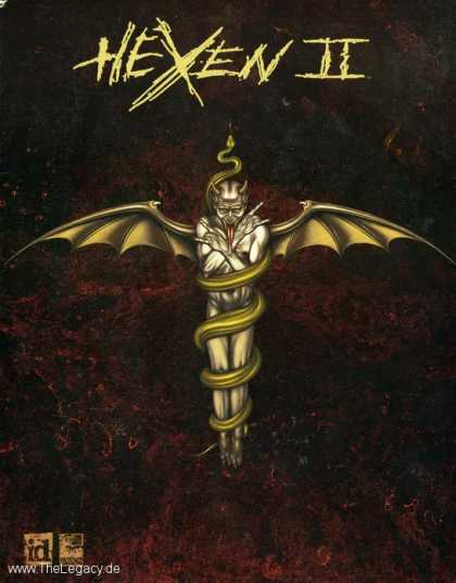 Misc. Games - Hexen II: Continent of Blackmarsh