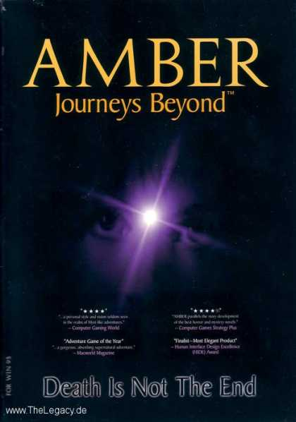 Misc. Games - Amber: Journeys Beyond