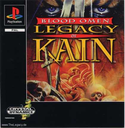 Misc. Games - Blood Omen: Legacy of Kain