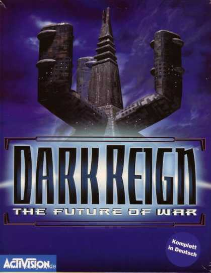 Misc. Games - Dark Reign: The Future of War