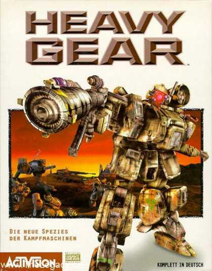 Misc. Games - Heavy Gear