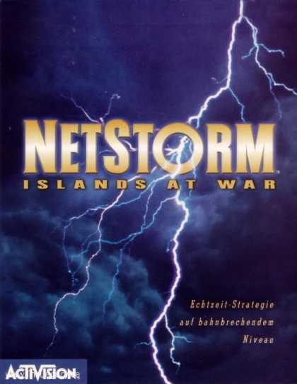 Misc. Games - NetStorm: Islands at War