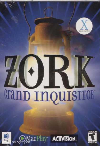 Misc. Games - Zork: Grand Inquisitor