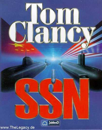 Misc. Games - Tom Clancy SSN