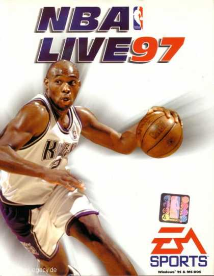 Misc. Games - NBA Live 97