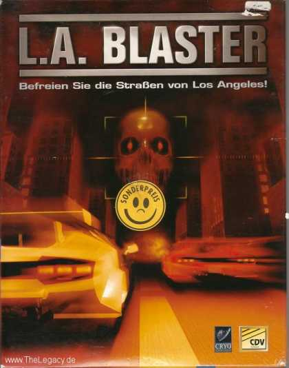 Misc. Games - L.A. Blaster