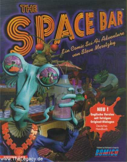 Misc. Games - Space Bar, The