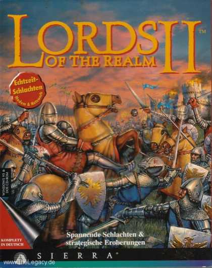 Misc. Games - Lords of the Realm II