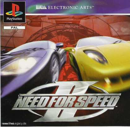 Misc. Games - Need for Speed II