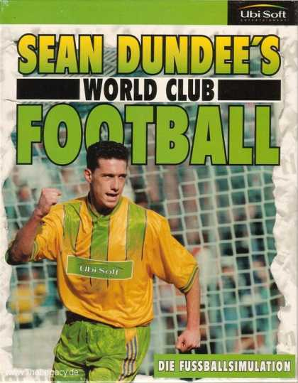 Misc. Games - Sean Dundee's World Club Football