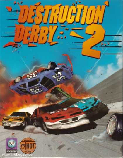 Misc. Games - Destruction Derby 2