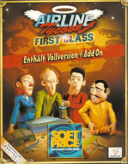Misc. Games - Airline Tycoon: First Class