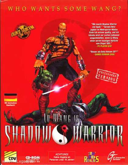 Misc. Games - Shadow Warrior