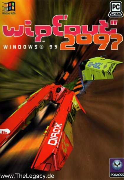 Misc. Games - Wipeout 2097