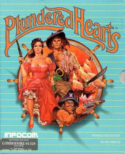 Misc. Games - Plundered Hearts