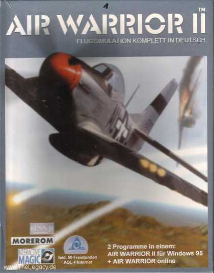 Misc. Games - Air Warrior 2: Have a Bandit Day!