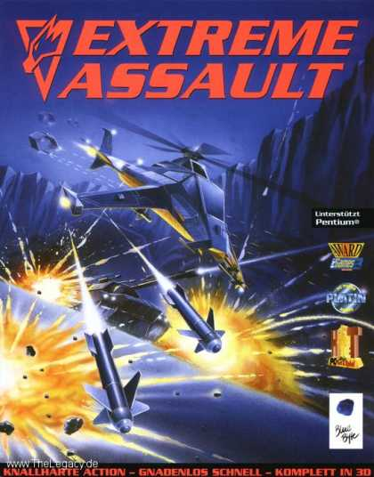 Misc. Games - Extreme Assault