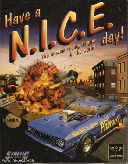 Misc. Games - Have a N.I.C.E. Day