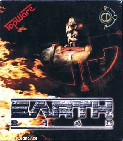 Misc. Games - Earth 2140