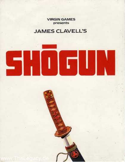 Misc. Games - Shogun, James Clavell's