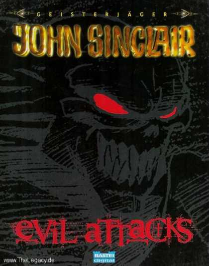 Misc. Games - John Sinclair: Evil Attacks